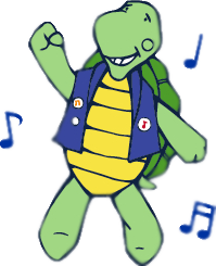 Turtle Dance Music!