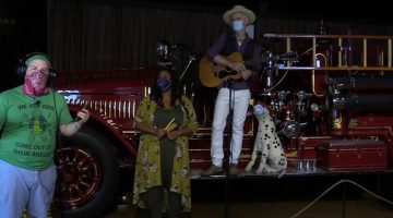 Live Kids Music with Claudia and Dan Zanes